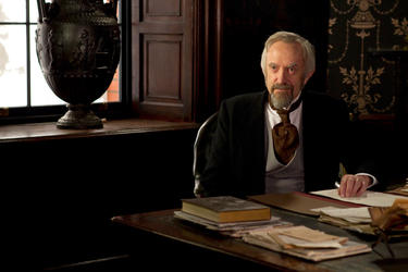 Jonathan Pryce as Dr. Robert Dalrymple in &quot;Hysteria.&quot;